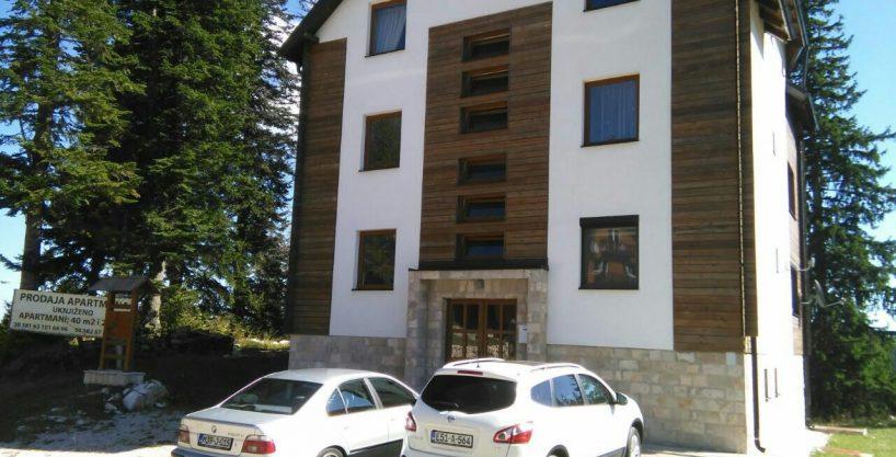 Apartman Oganj