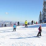 Skijanje na Jahorini