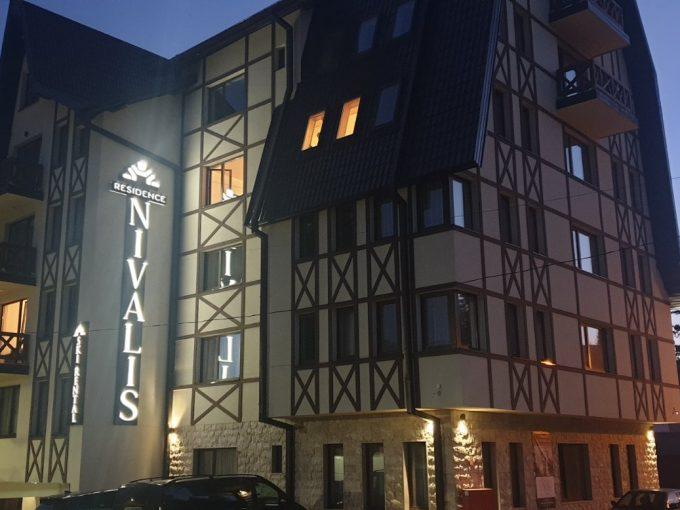 Lux apartman Nivalis Residence